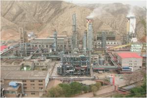 Общий вид установки «ТАНДЕМ»  Китай, Gansu Liuhua(Group) Co., Ltd.